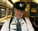 Conductor Art Tram