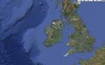 Ireland – GoogleSatalite